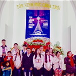Tin & Huong's 2 Grandchildren, among winners of Bible Competition